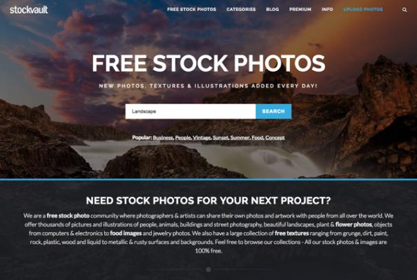 免費下載] Stockvault 收錄12 萬張免費相片圖庫– Code